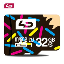 LD Micro SD Card 32GB Class 10 Tarjeta MicroSD 32 GB C10 Cartao de Memoria Carte SD Flash Memory Card Micro SDXC 32G Karta