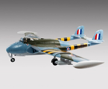 New arrival- Freewing  Ready2fly Venom DH-112 90mm rc plane jet model KIT
