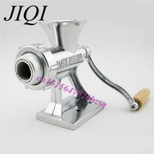 Hand Manual Meat Grinder Mincer Machine Sausage Table Crank Tool for Home Kitchen Cutter Slicer Beef