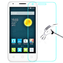Tempered Glass Screen Protector for Alcatel One Touch Pixi 3 (4.5) 5019D OT5019 5017D 4027X 4027D 4028A 4.5 Inch Protective Film