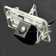 for Renault Megane Camera Car Rear View Camera For sony ccd Renault Megane 3 2009-2013 wired wireless parking reversing camera(China)