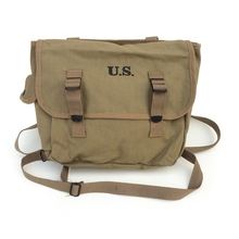 WW2 US Army M36 Backpack USMC Khaki Canvas Hiking Camping Field Bag Military US/107103