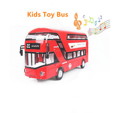 1XCity Bus Music Light Boy & Girl Toy Designed for Londoners Kids Children Playing Game