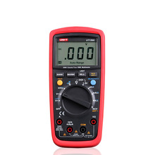 2016 UNI-T UT139A True RMS Digital Multimeter Auto Range AC/DC Amp/Volts Ohm Tester with Data Hold, NCV,and Battery Test(China)