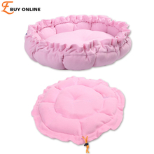 Kennel and Pet Mat Dual Pumpkin Pet Products Cotton Pet Dog Bed for Cats Dogs Small Animals Bed House Pet Beds Puppy Kitten(China)