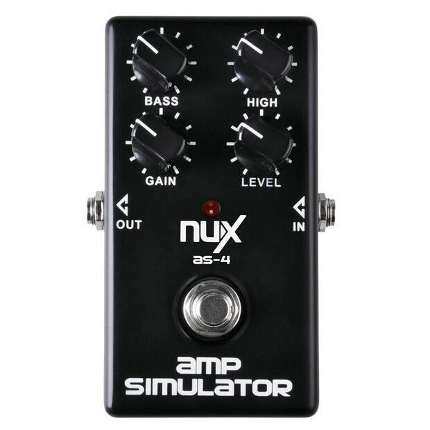 Free shipping new heavy metal distortion, guitar single block effect, ampire<br>