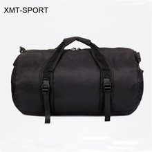 XMT-SPORT Waterproof nylon sports bags gym athletic training fitness exercise packs portable folding messenger bag