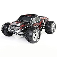 Wltoys A979 Vortex 1/18 2.4GHz 4-CH R/C Mini Savge Monster Truck Mini RC Car