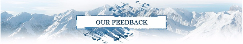 our feedback