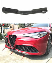 Buy High Carbon Fiber Front lower lips Trim Alfa Romeo Giulia 2016 2017 2018 Car Accessories for $532.63 in AliExpress store