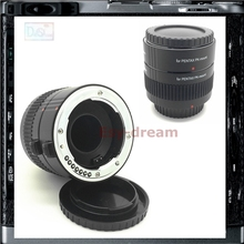 2 Rings AF Auto Focus PK Macro Extension Tube For Pentax K Mount Camera K-S1 K3 K-3 K7 K50 K-50 K30 K10 K5II K5 Km Kx K1000 K20D