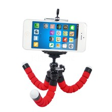 Mobile phone tripod mini cute flexible tripod for phone and camera good price(China)