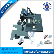 Hot sale Multifunction shoes sublimation heat press printer machine for shoes,socks,glove