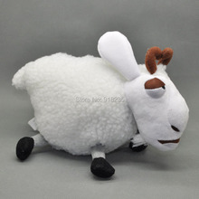 "Free Shipping 10/Lot How To Train Your Dragon 2 White SHEEP 8"" Plush Figure Doll Toy(China)"