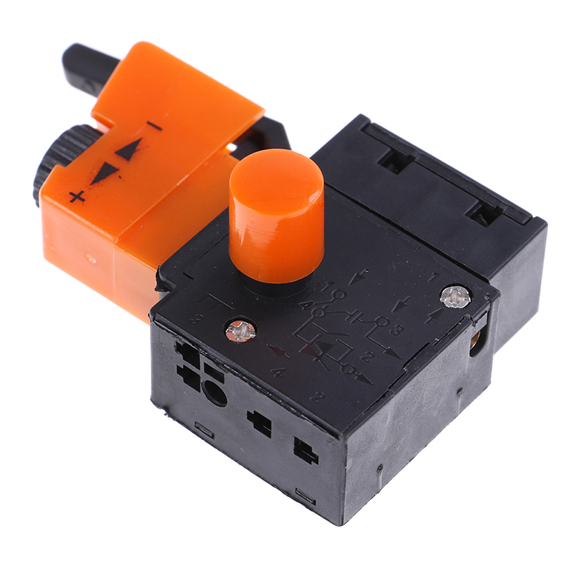 AC 250V Hand Electric Drill Replacement  Control Power Tool Switch #1