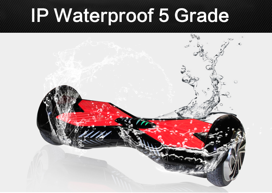 Hoverboard 2 Wheel 350W*2 Self Balancing Wheels 8 & 6.5 inch Bluetooth Speaker Smart Electric Scooter Balance Hover Board Remote