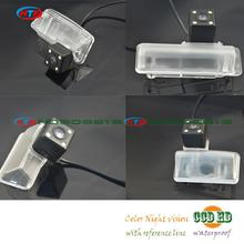 wire wireless ccd LEDS Car rear view parking Camera for Toyota LEVIN avanza (Indonesia) Reiz Lexus ES250 ES 250 reversing assit(China)