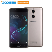 Original DOOGEE SHOOT 1 Android 6.0 MTK6737T Quad Core 5.5 inch 2GB RAM 16GB ROM 4G LTE Smartphone 3 Cameras 13.0MP+8MP Phone