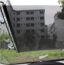 Auto Accessories Retractable Side Window Car Sun shade Curtain Automatic Sunscreen roller Blinds Window Film Hot Selling