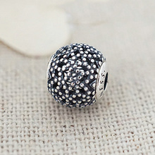 Top Quality 925 Sterling Silver Bead Charm Openwork Wellness Beads Fit Pandora ESSENCE Bracelet Bangle Diy Jewelry