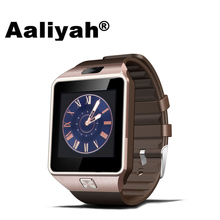 [Aaliyah] Original DZ09 Smart Watch Bluetooth Smartwatch Support SIM&TF Card With Camera For iOS Apple iphone Android Smartphone