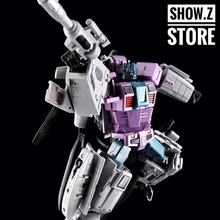 [Show.Z Store] Zeta ZA-02 Whirlblade ARMEGGEDON COMBINER COMBATICONS BRUTICUS Transformation Action Figure(China)