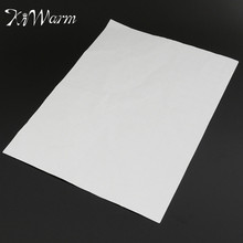 KiWarm 1 Sheet A3 Iron On Inkjet Print Heat Transfer Paper For Light Fabric Tshirts White Light Colored Fabrics Cloth Textil