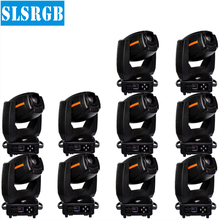 10pcs/lot 300w led moving head spot sharpy moving head light colorful LCD display 2017 spot moving head gobo moving head led(China)