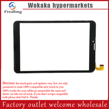 New 8 inch Touch Screen FK-80007 V2.0 x for Texet TM-8043 Tablet PC Glass Sensor Digitizer Replacement Parts Free Shipping(China)