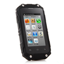 On Sale New Mini J5+Waterproof Phone Android MTK6580 Quad Core 1GB RAM 8GB ROM 3G WCDMA Outdoor Rugged Phone Dual Sim Phone(China)