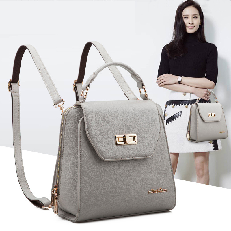 2017 Fashion Handbag Women Shoulder Messenger Bag OL Style Women Handbag Tote Bag Top-handle Herald Fashion School Bag<br><br>Aliexpress