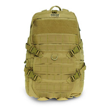 Seibertron TAD Military Backpack Tactical Backpack 40L Capacity Assault Backpack Nylon Fabric Solid Color Two Colors