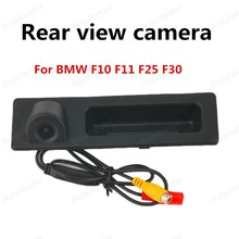 best selling 170 degree view angle For BMW F10 F11 F25 F30 waterproof Rear view camera Night vision