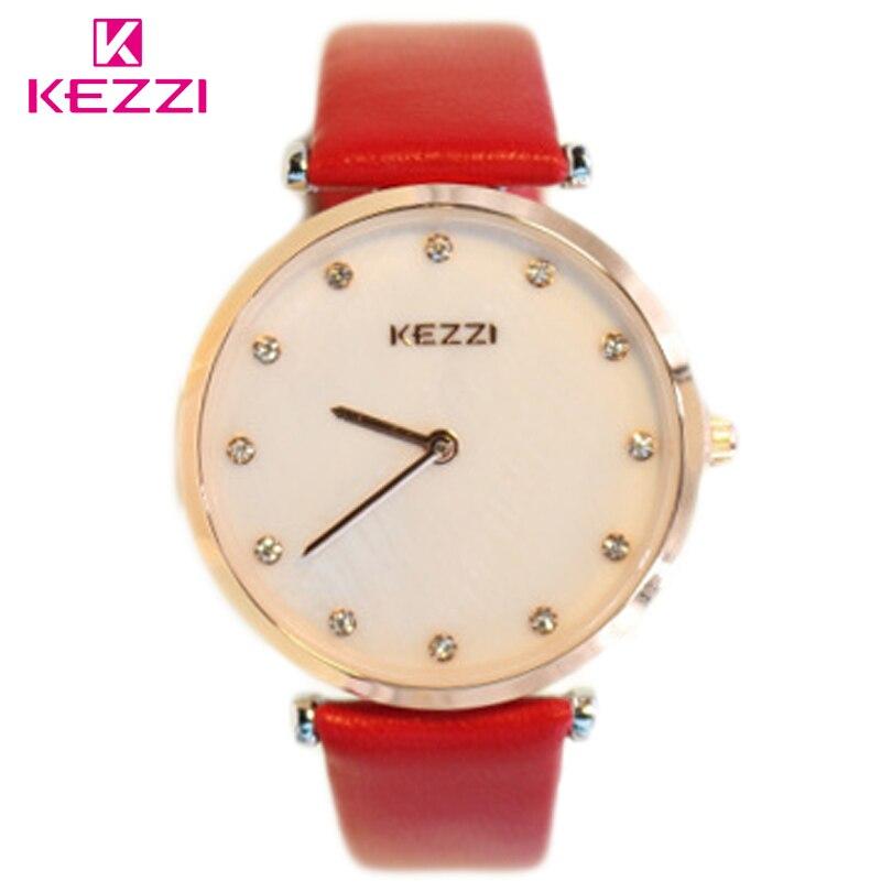 KEZZI New Design Brand Simplicity Classic Wrist Watch Fashion Casual Quartz Wristwatch High Quality Women Fashion Watches Ladies<br><br>Aliexpress