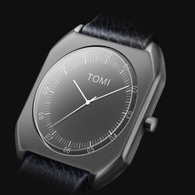 TOMI Brand New Fashion Casual Male Elegant female Quartz Clock Man Watch Simple luxury woman Lady Watches dress Wristwatch Gift(China)
