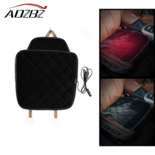 AOZBZ Car-styling Car Heated Seat Cushion Heating Pad Cover Hot Warmer Separated Control HI/LO Mode for Cold Weather and Winter