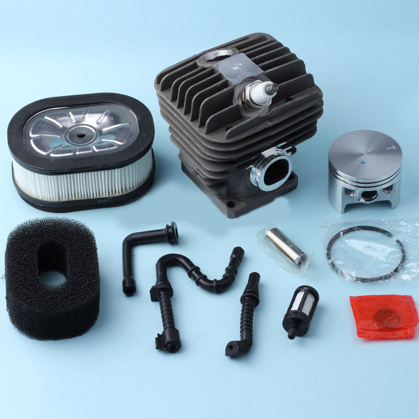 TOP SALE Cylinder Piston KITS For Stihl 046 MS460 MS 460 Chainsaw 52MM #1128 120 1217 Motorcycle scooter<br>