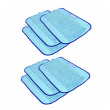 Microfiber 6-Pack Pro-Clean Mopping Cloths for Braava Floor Mopping Robot  irobot Braava Minit 4200 5200 5200C 380 380t