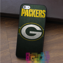 NFL Green Bay Packers 4 fashion cell phone case for iphone 4 4s 5 5s 5c SE 6 6s 6 plus 6s plus 7 7 plus #qx0752