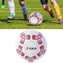 PTOTOP Football Soccer Ball Adult  PU Football Training Balls Slip-Resistant Seemless Match Training Competition Free Shipping