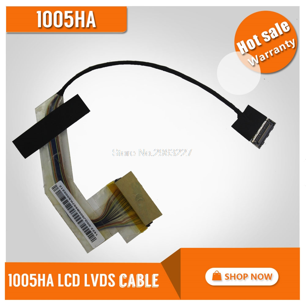 For Asus EeePQD 1005PX 1005HA 1005PE 1001HA LCD Cable LVDS Cable 1422-00GJ000