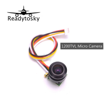 New 1200TVL 150 Degree Super Small Color Video Mini FPV Camera with Audio for FPV Mini 200 250 300 Quadcopter