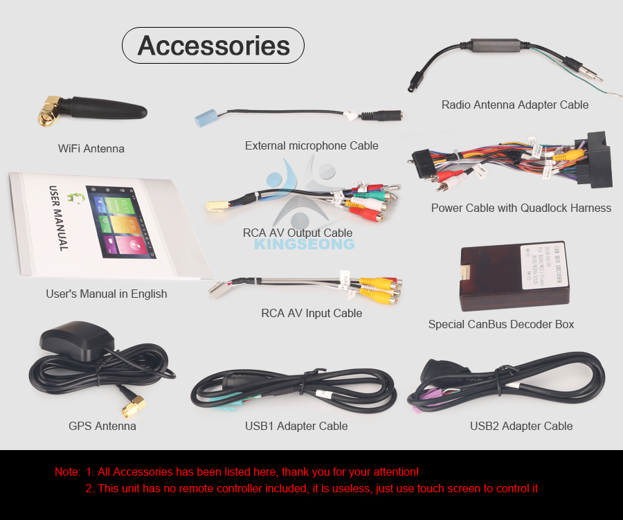 ES7483C-E25-Accessories