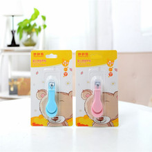 infant nail nursing special baby finger scissors baby nail clipper professional baby dedicated 5pc/lot 8020