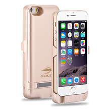 4200mAh Power Case Charging for iphone 5 5s SE External Rechargeable Battery Charger Case for iphone 5 5s SE Power Bank Cover(China)