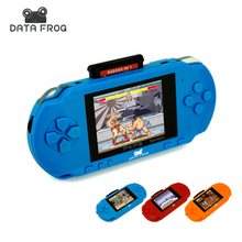 3 Inch 16 Bit PXP3 Slim Station Video Games Player Handheld Game +Free Game Card Console built-in 150 Classic Games New 2016