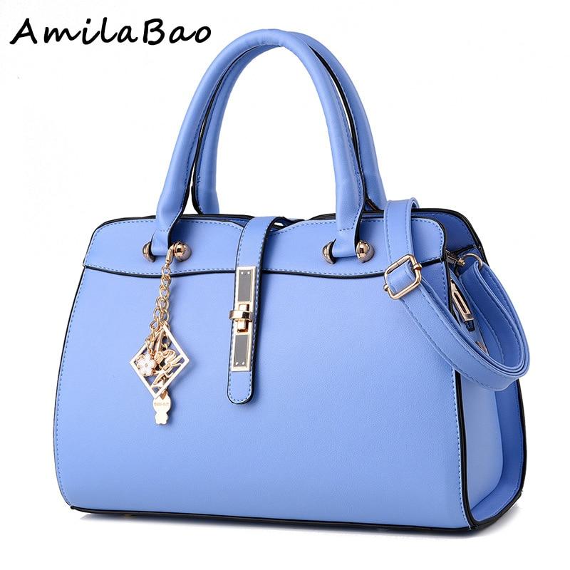 bag ladies shoulder Bag ladies leather handbags bolsos mujer de marca famosa bags handbags women famous brands  ME596<br>