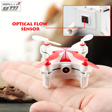 Mini Drone with Camera Optical Flow Sensing Nano Drone RC Quadcopter Selfie Drones FPV Dron WiFi Control Photo Video CX-OF