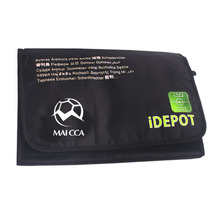 Professional Soccer referee wallet portable cover bag handle sports bags Football bag referee judge equipment(China)