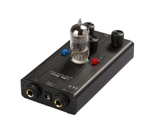 Latest Little Bear Guitar Effects Pedal Bass 12AU7 Vacuum Tube AMP Amplifier Stomp(China)